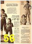 1949 Sears Spring Summer Catalog, Page 56