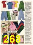 1983 Sears Spring Summer Catalog, Page 268