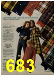 1972 Sears Fall Winter Catalog, Page 683