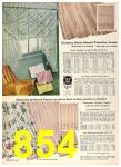 1958 Sears Fall Winter Catalog, Page 854