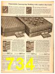 1958 Sears Fall Winter Catalog, Page 734