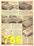 1940 Sears Fall Winter Catalog, Page 786