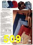 1978 Sears Fall Winter Catalog, Page 509