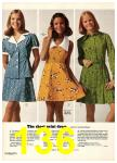 1974 Sears Spring Summer Catalog, Page 136