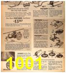 1964 Sears Spring Summer Catalog, Page 1001