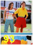 1986 Sears Spring Summer Catalog, Page 93