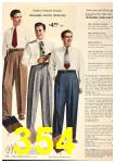 1949 Sears Spring Summer Catalog, Page 354