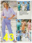 1987 Sears Spring Summer Catalog, Page 43