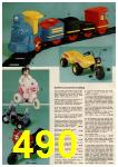 1982 Montgomery Ward Christmas Book, Page 490