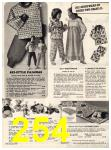 1973 Sears Fall Winter Catalog, Page 254