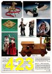 1983 Montgomery Ward Christmas Book, Page 423