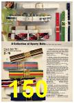 1974 Sears Spring Summer Catalog, Page 150