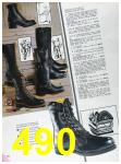 1985 Sears Fall Winter Catalog, Page 490