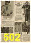 1959 Sears Spring Summer Catalog, Page 502