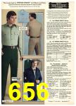 1976 Sears Fall Winter Catalog, Page 656