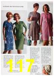 1967 Sears Spring Summer Catalog, Page 117