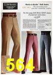 1972 Sears Spring Summer Catalog, Page 564