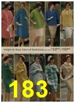 1962 Sears Spring Summer Catalog, Page 183