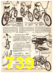 1972 Montgomery Ward Spring Summer Catalog, Page 739