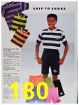 1992 Sears Summer Catalog, Page 180
