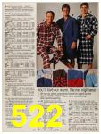 1987 Sears Fall Winter Catalog, Page 522