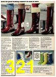 1978 Sears Fall Winter Catalog, Page 321