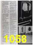 1986 Sears Fall Winter Catalog, Page 1058