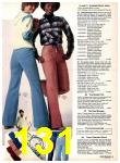 1977 Sears Fall Winter Catalog, Page 131