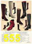1971 Sears Fall Winter Catalog, Page 555