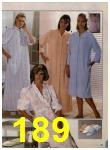 1984 Sears Spring Summer Catalog, Page 189