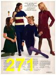 1971 Sears Fall Winter Catalog, Page 271