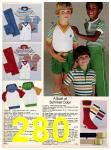 1983 Sears Spring Summer Catalog, Page 280