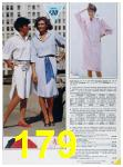 1985 Sears Spring Summer Catalog, Page 179