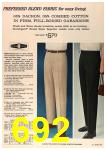 1964 Sears Spring Summer Catalog, Page 692