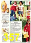 1977 Sears Spring Summer Catalog, Page 357