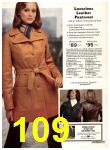 1974 Sears Fall Winter Catalog, Page 109