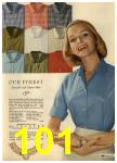 1960 Sears Spring Summer Catalog, Page 101