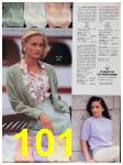 1991 Sears Spring Summer Catalog, Page 101