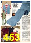 1977 Sears Spring Summer Catalog, Page 453