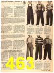 1956 Sears Fall Winter Catalog, Page 463