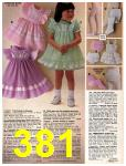 1981 Sears Spring Summer Catalog, Page 381