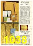 1969 Sears Fall Winter Catalog, Page 1038