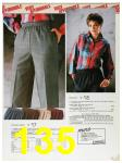 1985 Sears Fall Winter Catalog, Page 135