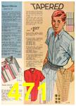 1964 Sears Spring Summer Catalog, Page 471