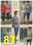1959 Sears Spring Summer Catalog, Page 87