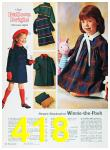 1967 Sears Fall Winter Catalog, Page 418