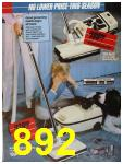 1986 Sears Spring Summer Catalog, Page 892