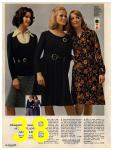 1972 Sears Fall Winter Catalog, Page 38