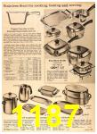 1960 Sears Fall Winter Catalog, Page 1187