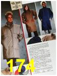1985 Sears Fall Winter Catalog, Page 174